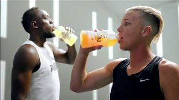 Gatorade Zero TV Spot, 'Get More' Featuring Usain Bolt, Abby Wambach