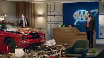 AAA TV Spot, 'Danger: Scare Tactics'