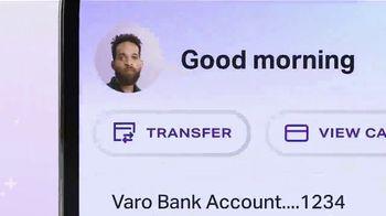 Varo TV Spot, 'It's Your Money' - Thumbnail 3