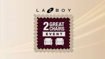 La-Z-Boy 2 Great Chairs Event TV Spot, 'Customize Your Comfort: $699' - Thumbnail 9