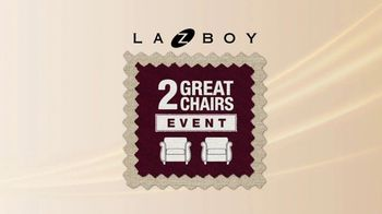 La-Z-Boy 2 Great Chairs Event TV Spot, 'Customize Your Comfort: $699' - Thumbnail 2