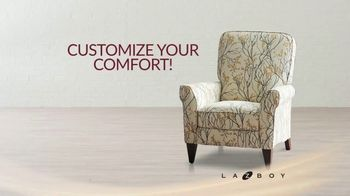 La-Z-Boy 2 Great Chairs Event TV Spot, 'Customize Your Comfort: $699' - Thumbnail 5