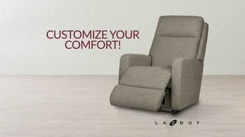La-Z-Boy 2 Great Chairs Event TV Spot, 'Customize Your Comfort: $699' - Thumbnail 6