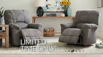La-Z-Boy 2 Great Chairs Event TV Spot, 'Customize Your Comfort: $699' - Thumbnail 7