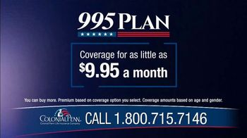 Colonial Penn 995 Plan TV Spot, 'Change and Uncertainty' Featuring Meredith Vieira - Thumbnail 4