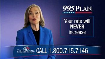 Colonial Penn 995 Plan TV Spot, 'Change and Uncertainty' Featuring Meredith Vieira - Thumbnail 5