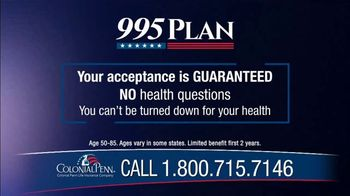 Colonial Penn 995 Plan TV Spot, 'Change and Uncertainty' Featuring Meredith Vieira - Thumbnail 6
