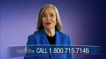 Colonial Penn 995 Plan TV Spot, 'Change and Uncertainty' Featuring Meredith Vieira - Thumbnail 9