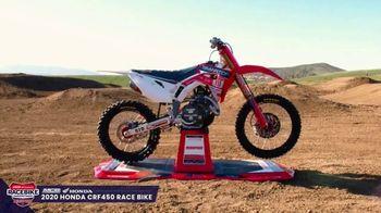 2021 Motosport MotoConcepts Race Bike Sweepstakes TV Spot, 'Weekly Prizes'