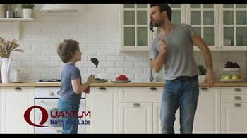 Quantum Nutrition Labs Men's Health Month TV Spot, 'Feeling Good: Up to 25% Off'