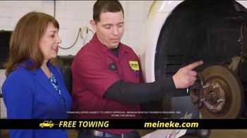 Meineke Car Care Centers TV Spot, 'Family Vacation: Free Tire Rotation with Oil Change'