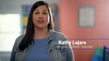 AFT TV Spot, 'Back to School for All: Come Together'