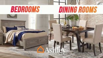 Ashley HomeStore Super Sale TV Spot, 'Save 40%, Delivery and Financing' - Thumbnail 4