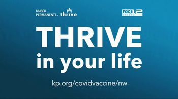 Kaiser Permanente TV Spot, 'FOX 12: Thrive Tip: Reduce Risk with Exercise' - Thumbnail 10