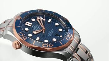 OMEGA Seamaster TV Spot, 'Classic'