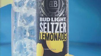 Bud Light Seltzer Lemonade TV Spot, 'Hello, Summer' Song by Louis the Child, EARTHGANG - Thumbnail 2