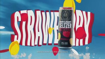 Bud Light Seltzer Lemonade TV Spot, 'Hello, Summer' Song by Louis the Child, EARTHGANG