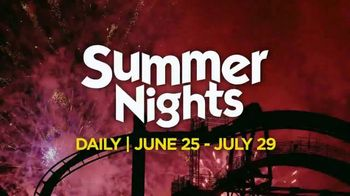 Busch Gardens TV Spot, 'Summer Nights: Feel the Rush Again' - Thumbnail 7