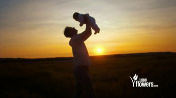1-800-FLOWERS.COM TV Spot, 'Father's Day: Someone To Look Up To' - Thumbnail 10