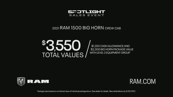 Ram Trucks Spotlight Sales Event TV Spot, 'Overtime' Song by Foo Fighters [T2] - Thumbnail 9