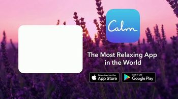 Calm TV Spot, 'Three Reasons You Can't Sleep' - Thumbnail 5