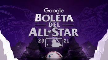 Major League Baseball TV Spot, 'Boleta Google del MLB All Star' [Spanish] - Thumbnail 1