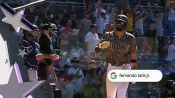 Major League Baseball TV Spot, 'Boleta Google del MLB All Star' [Spanish] - Thumbnail 4
