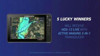 Lowrance HDS Live TV Spot, 'Ultimate' - Thumbnail 7