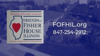 Fisher House Foundation TV Spot, 'Friends of Fisher House Illinois: Heal Together' - Thumbnail 8