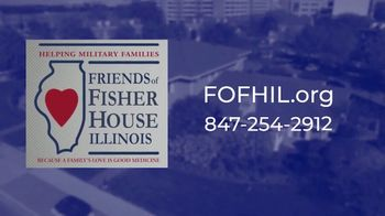 Fisher House Foundation TV Spot, 'Friends of Fisher House Illinois: Heal Together' - Thumbnail 7