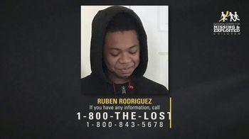 National Center for Missing & Exploited Children TV Spot, 'Ruben Rodriguez'