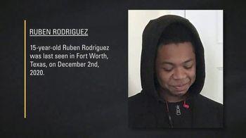 National Center for Missing & Exploited Children TV Spot, 'Ruben Rodriguez' - Thumbnail 2