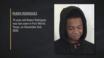 National Center for Missing & Exploited Children TV Spot, 'Ruben Rodriguez' - Thumbnail 3