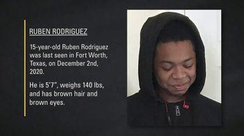 National Center for Missing & Exploited Children TV Spot, 'Ruben Rodriguez' - Thumbnail 4