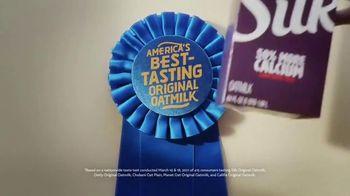 Silk Original Oat Milk TV Spot, 'Marching Drums' - Thumbnail 8
