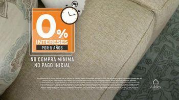 Ashley HomeStore Venta de Un Día TV Spot, '0% intereses por cinco años'  [Spanish] - Thumbnail 3