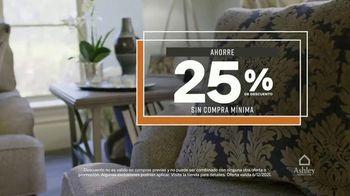 Ashley HomeStore Venta de Un Día TV Spot, '0% intereses por cinco años'  [Spanish] - Thumbnail 5