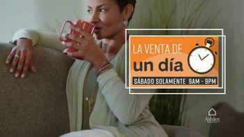 Ashley HomeStore Venta de Un Día TV Spot, '0% intereses por cinco años'  [Spanish]