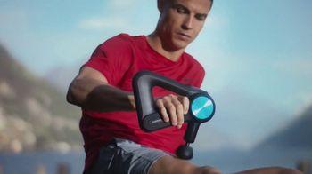Therabody Theragun Pro TV Spot, 'CR7' Featuring Cristiano Ronaldo, Song by Kodaline - Thumbnail 5