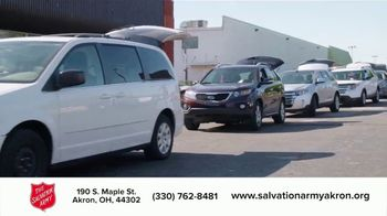 The Salvation Army TV Spot, 'Exploring Akron' - Thumbnail 8