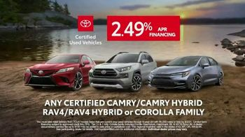 Toyota Certified Best Used Car Event TV Spot, 'The Best of the Best' [T2] - Thumbnail 7