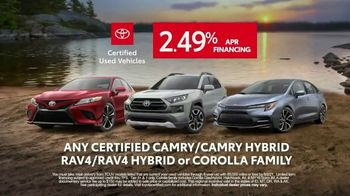 Toyota Certified Best Used Car Event TV Spot, 'The Best of the Best' [T2] - Thumbnail 8