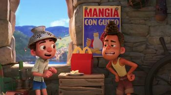McDonald's Happy Meal TV Spot, 'Luca: Human Stuff'