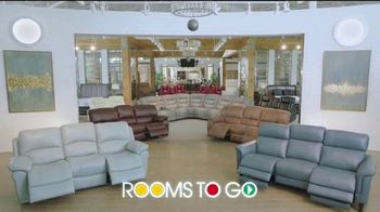 Rooms to Go TV Spot, 'Reclinarse y relajarse' [Spanish] - Thumbnail 5