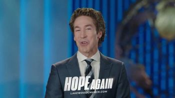 Lakewood Church TV Spot, 'Get Ready' Featuring Joel Osteen - Thumbnail 7