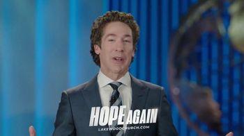 Lakewood Church TV Spot, 'Get Ready' Featuring Joel Osteen - Thumbnail 8