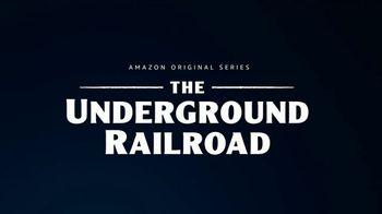 Amazon Prime Video TV Spot, 'Underground Railroad' - Thumbnail 9