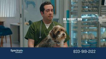 Spectrum Business TV Spot, 'No Nonsense: Dr. Vasquez'