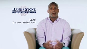 Hand & Stone TV Spot, 'Father's Day: Rock: Rockstar Treatment' - Thumbnail 1