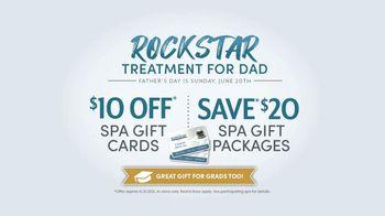 Hand & Stone TV Spot, 'Father's Day: Rock: Rockstar Treatment' - Thumbnail 8